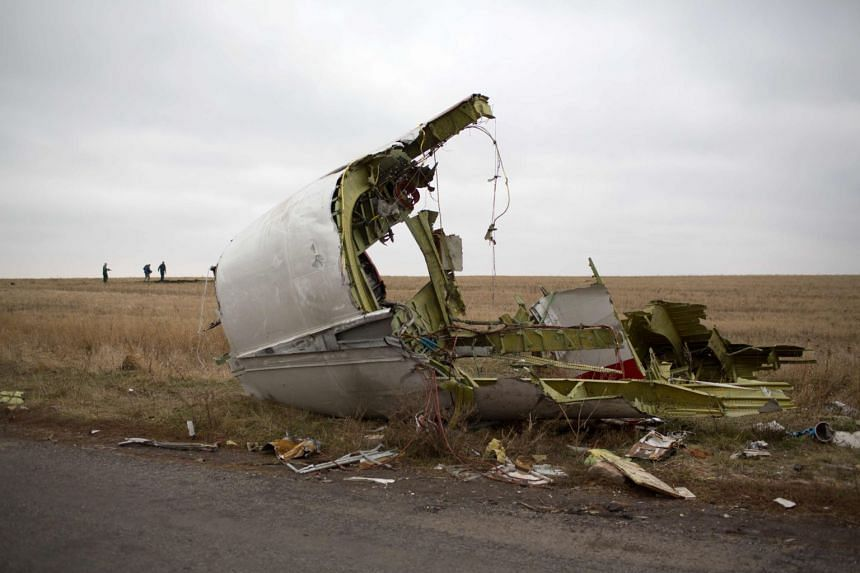 Flight MH17 was shot down by a Russian-made BUK missile in 2014 over eastern Ukraine.