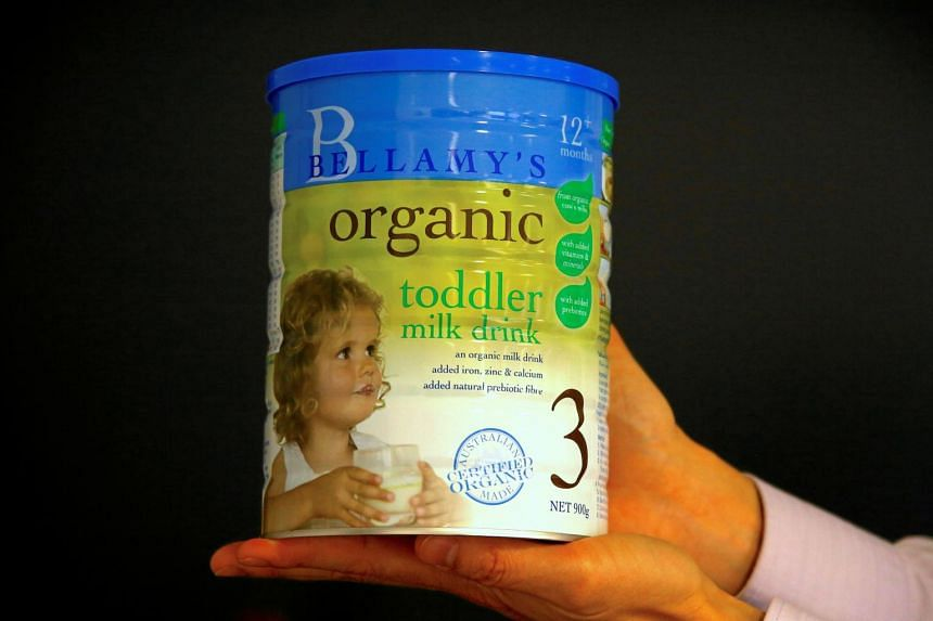 Billion dollar purchase of Aussie infant formula company approved