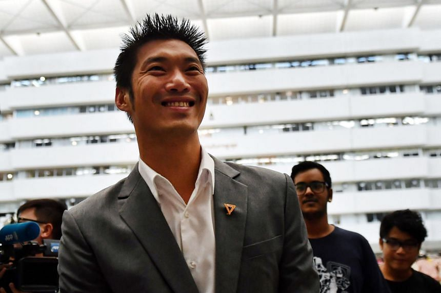 Mr Thanathorn Juangroongruangkit, leader of Thailand's Future Forward Party, has also been charged with sedition for allegedly aiding anti-junta protesters in 2015.