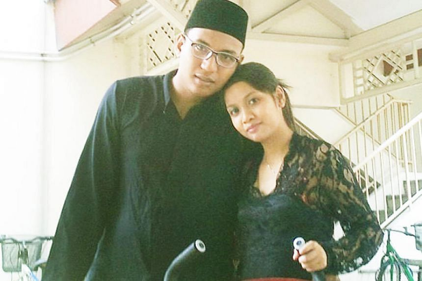 Azlin Arujunah and her husband, Ridzuan Mega Abdul Rahman are being tried for murder by common intention for inflicting severe scald injuries on their son.