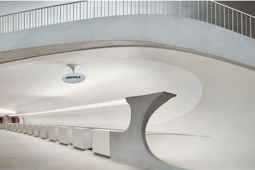 TWA Hotel, JFK's first on-airport hotel, is a bucket-list spot not just for architecture and mid-century design buffs but aviation geeks as well.