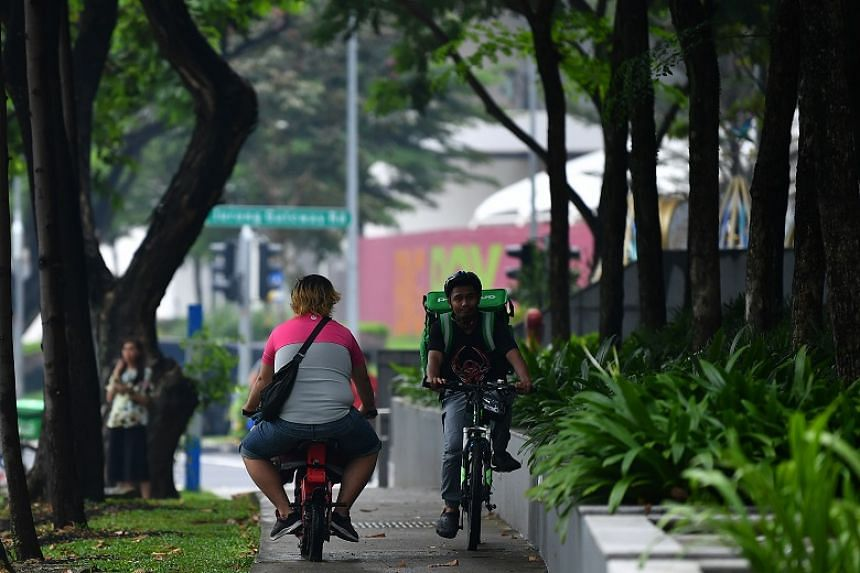 The latest initiatives are part of the Government's efforts to ease the transition for some 7,000 food delivery riders affected by the overnight ban.