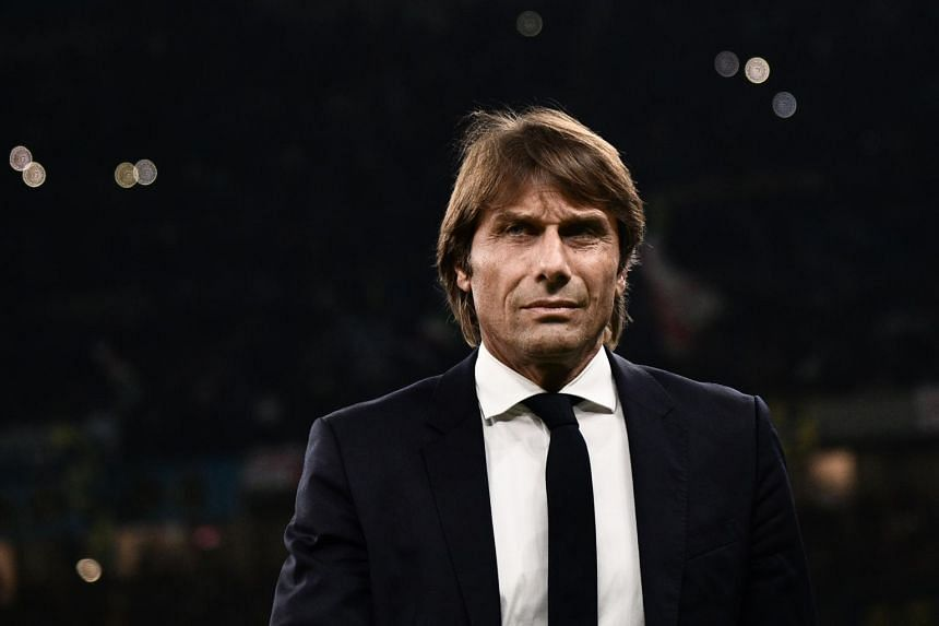 Antonio Conte received the anonymous threatening letter containing a bullet in recent days.