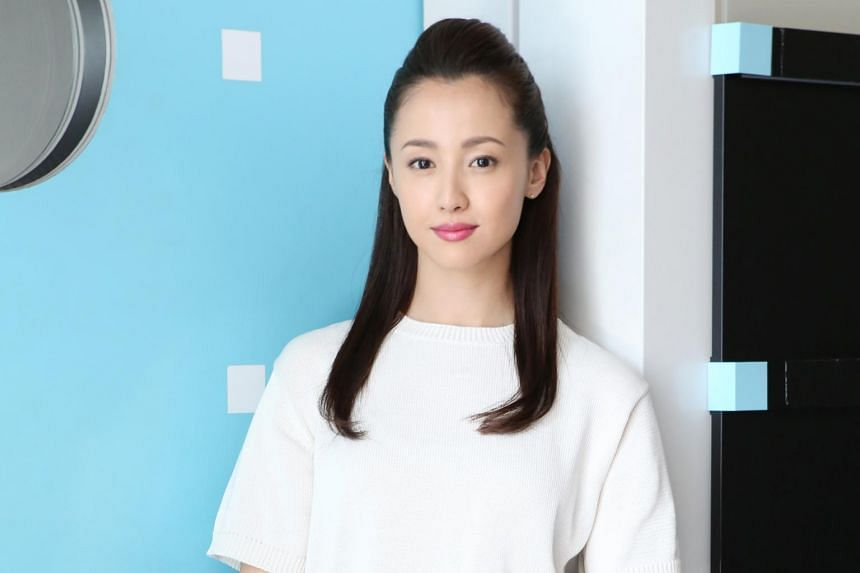 Erika Sawajiri was arrested in Tokyo on suspicion of possessing ecstasy.