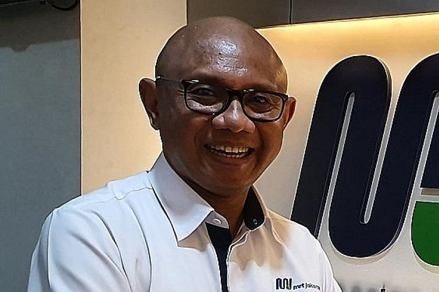"""Dr William Sabandar (above), president director of PT MRT Jakarta, said the public's response to the mass rapid transit system was """"beyond expectations"""". Its first 16km route, which runs from Hotel Indonesia, in the heart of the capital, to Lebak Bulus, i"""