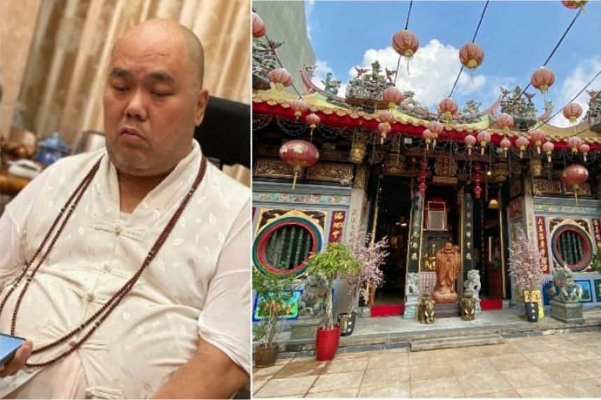 The move comes as the current abbot, Venerable Tuan Boon is seriously ill, on dialysis and warded at Farrer Park Hospital.