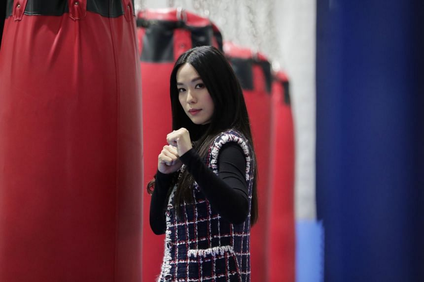 For the new Channel 8 drama series The Good Fight, actress Rebecca Lim spent a month physically training for her role as the daughter of a martial arts master.