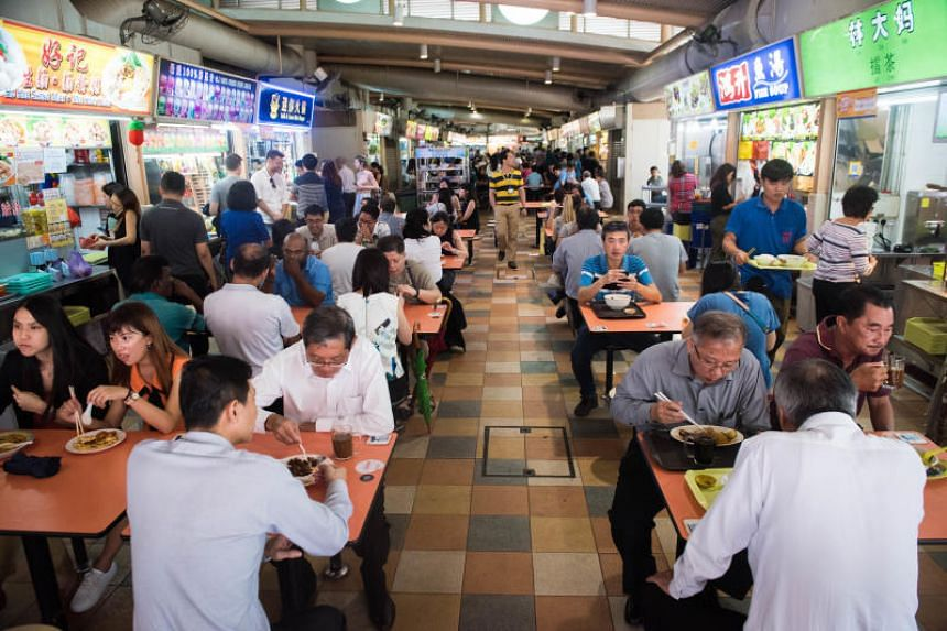 As of 2018, one in two stalls in hawker centres and coffee shops have at least one healthier option on their menu, as part of the Healthier Dining Programme.