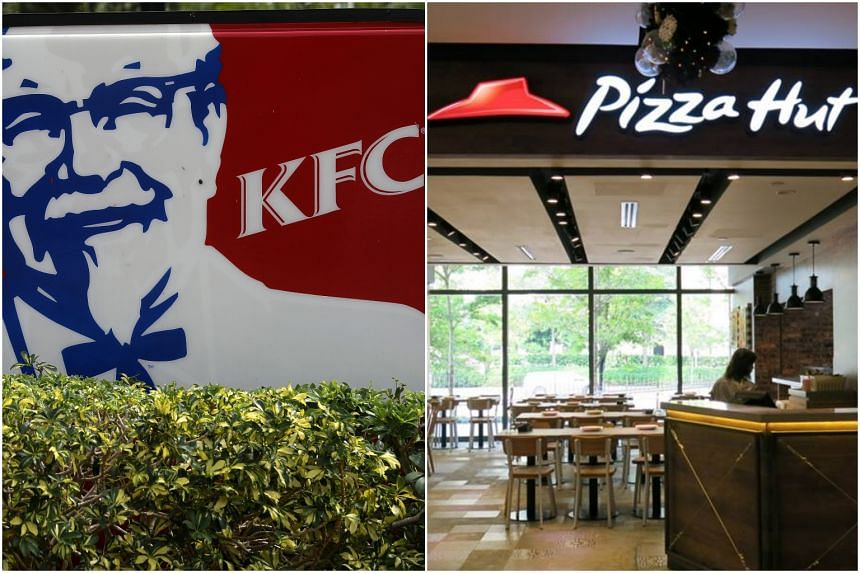KFC and Pizza Hut restaurants in South-east Asia are run by QSR Brands (M) Holdings.