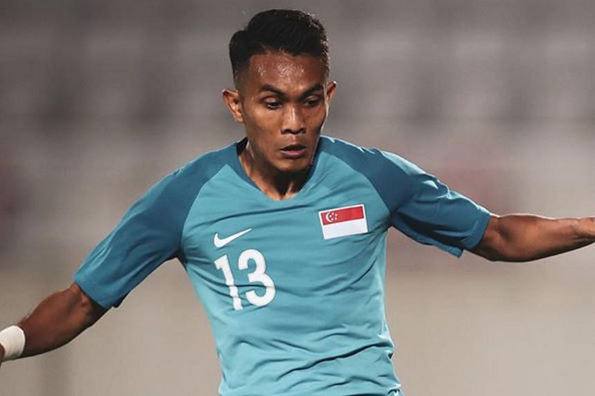 After his first call-up to the Lions in 2013, Hafiz Nor, 31, waited three years to get his next international cap, with his third appearance also coming more than three years after.