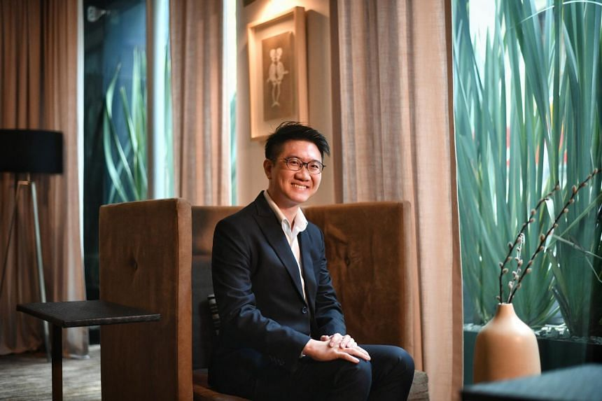 Dr Anthony Chua's start-up Stratificare's push into the Mexican market was made possible with help from Enterprise Singapore.