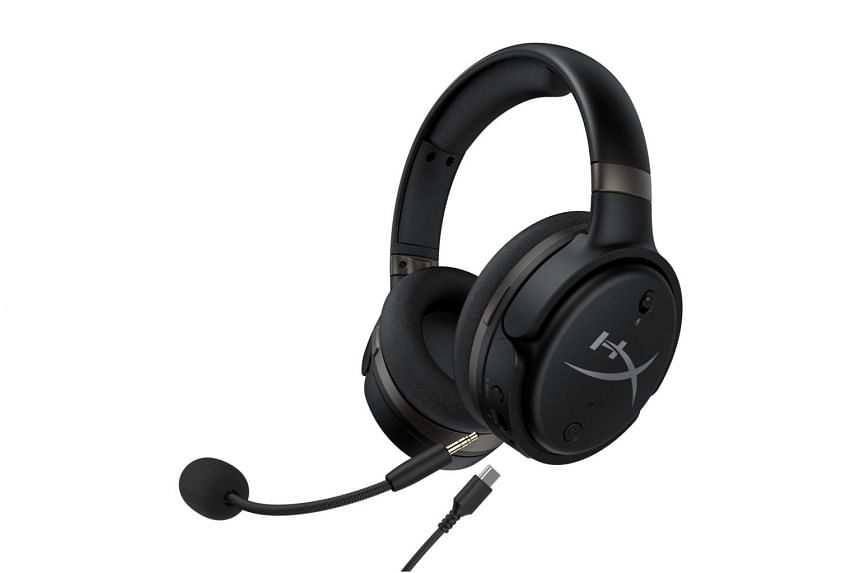 Gamers donning the Cloud Orbit S can expect to be awed by its amazing audio output.