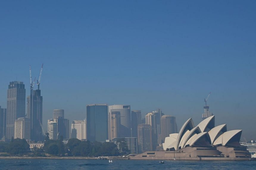 Smoke that stretched across Sydney was measured at 10 times above hazardous levels in some parts of the city.