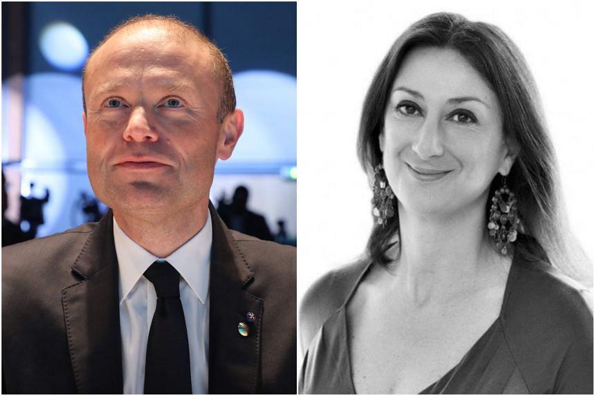 Malta arrests suspected middleman in journalist's murder