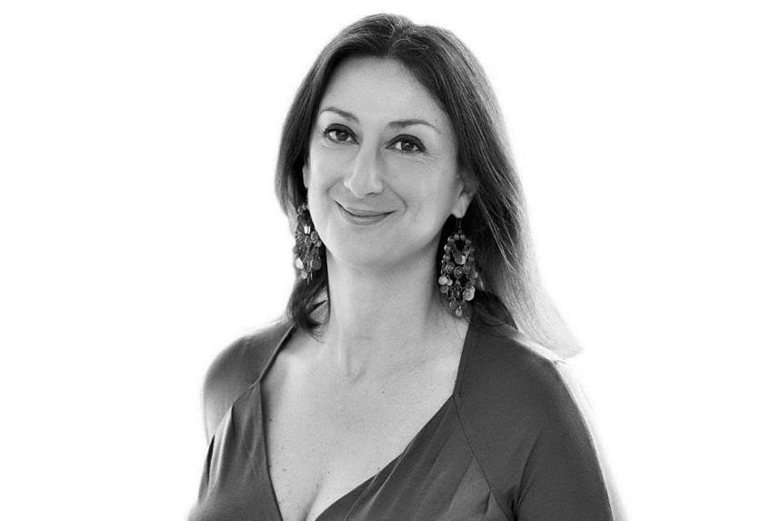 Investigative reporter Daphne Caruana Galizia was murdered in a car-bomb blast in Malta.