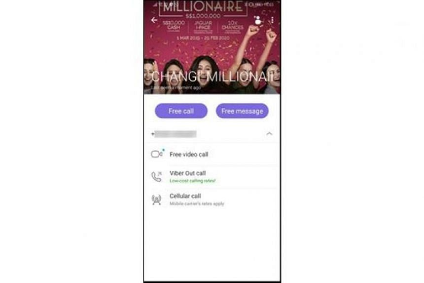 Victims received unsolicited calls from scammers through phone calls or mobile applications such as Viber, and were told they had won a prize in a lucky draw campaign organised by Changi Airport Group.