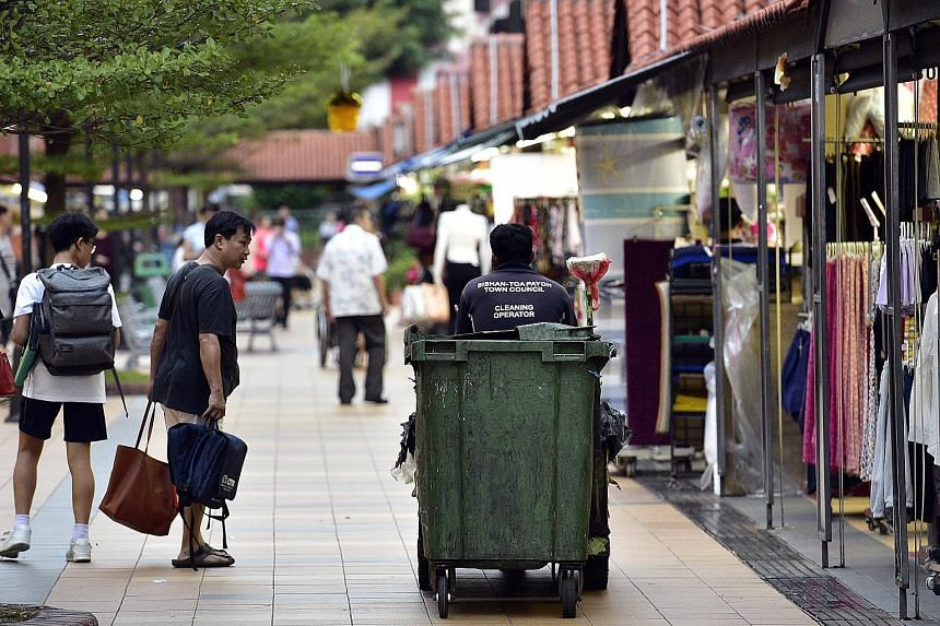 Residents will be encouraged to help their town councils to clean their estates on April 26 next year, a Sunday.