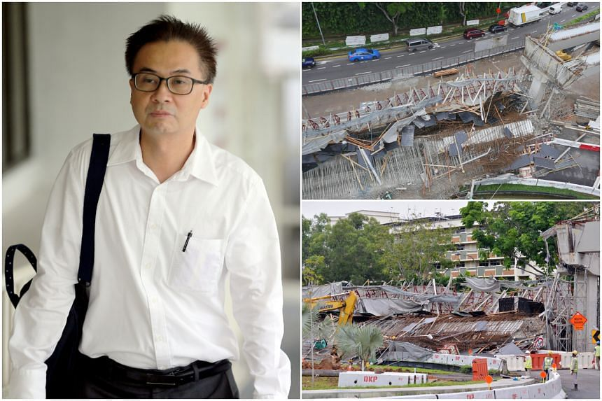 Robert Arianto Tjandra, 46, failed to check the design assumptions made for the corbels between the affected piers that collapsed.