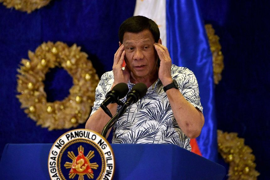Philippine leader says to ban 'toxic' e-cigarettes and arrest users