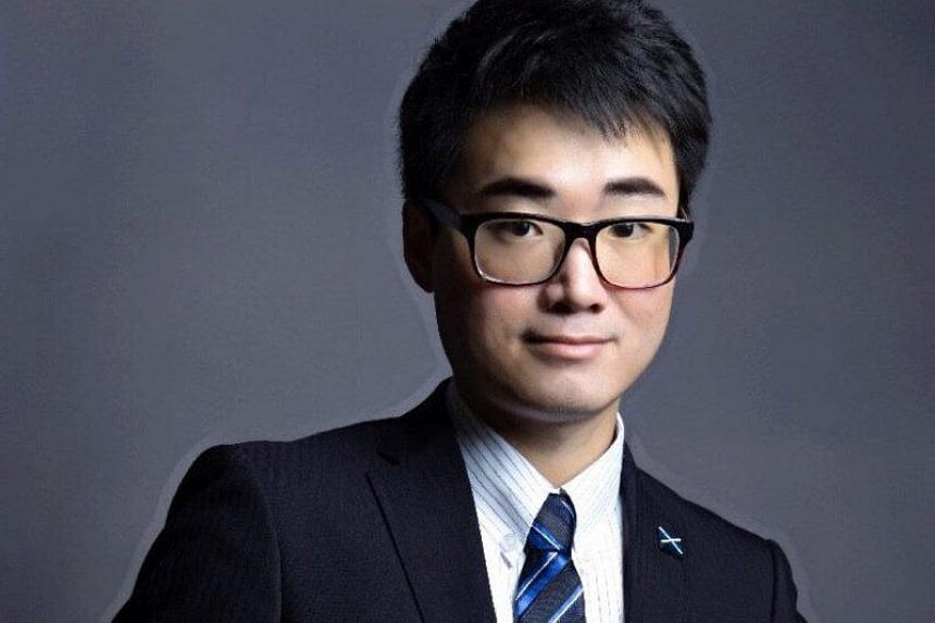 Simon Cheng, a former employee of Britain's Hong Kong consulate, said China's secret police beat him seeking information about Hong Kong's protest movement.