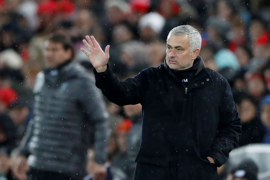 Former Manchester United manager Jose Mourinho will take over as Tottenham Hotspur's coach, after Mauricio Pochettino was sacked on Nov 19, 2019.