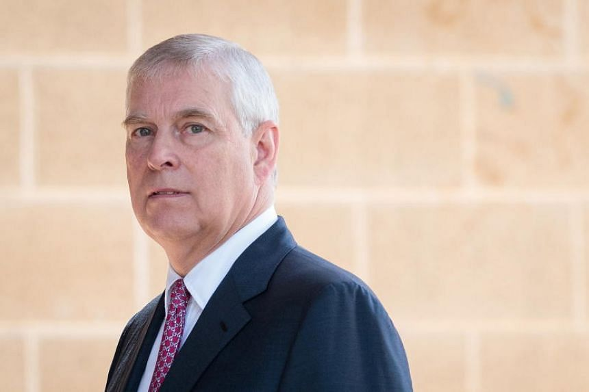Prince Andrew to step down from public duties
