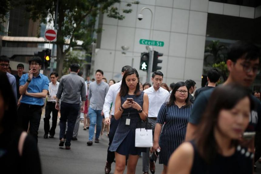 The softening labour market is expected to dampen wage growth this year and next, compared with last year, as economic activity is likely to stay muted.