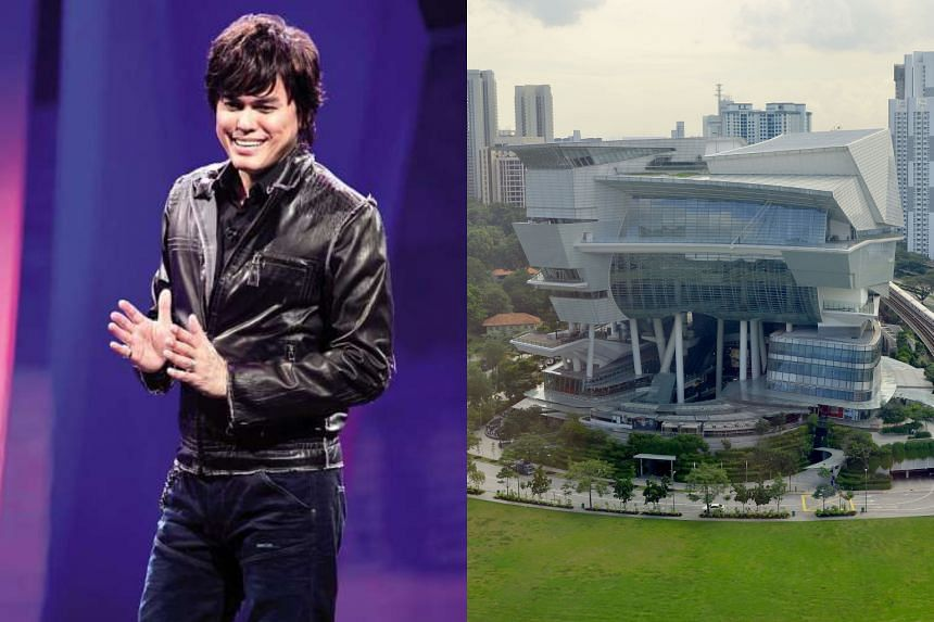 """Pastor Joseph Prince founded the New Creation Church, which announced on Nov 20, 2019, the acquisition of The Star Vista mall for around $300 million """"to protect the interest of the church""""."""