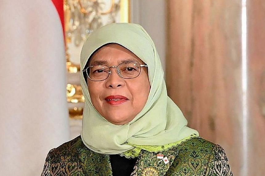 President Halimah Yacob announced the figure at the President's Challenge 2019 Appreciation Night yesterday.