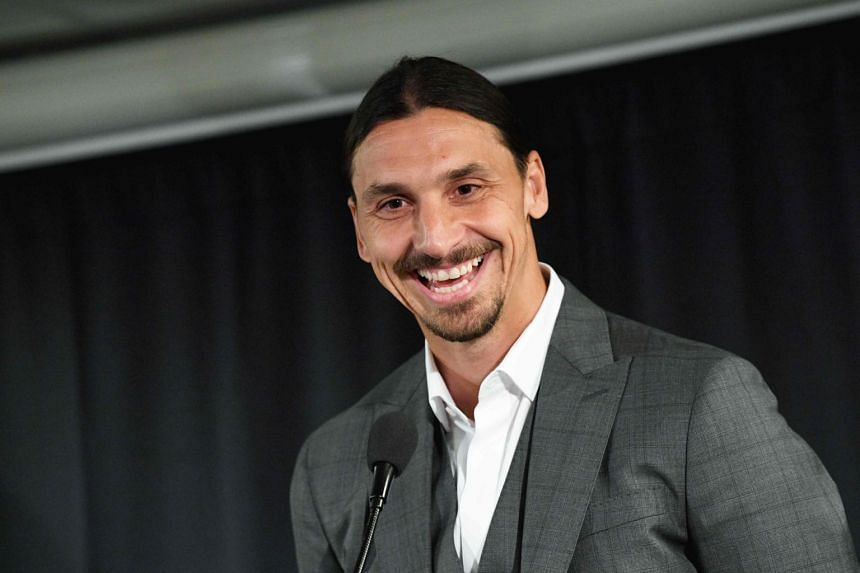 Zlatan Ibrahimovic confirmed his departure from Los Angeles Galaxy last week following the club's elimination from the Major League Soccer play-offs.
