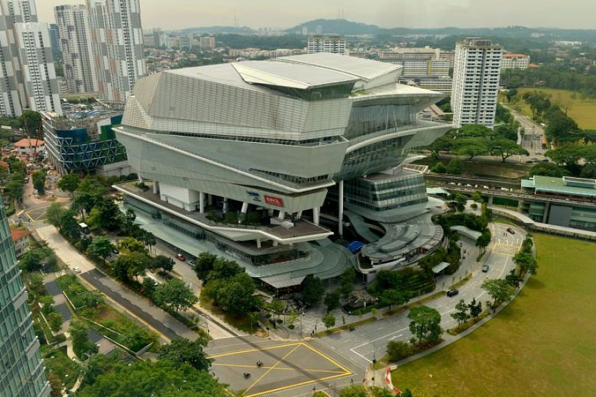 While the New Creation Church previously owned only The Star Performing Arts Centre - a concert venue in The Star Vista mall that the church also uses for its services - it will now own the entire building.