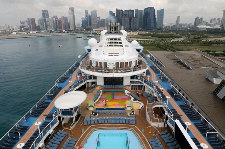 Quantum of the Seas, South-east Asia's largest cruise ship, will be based in Singapore until April next year and do 34 sailings to destinations such as Penang, Phuket and Ho Chi Minh.