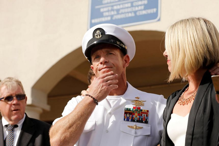 Trump to Prohibit Navy from Ousting SEAL Accused of War Crimes