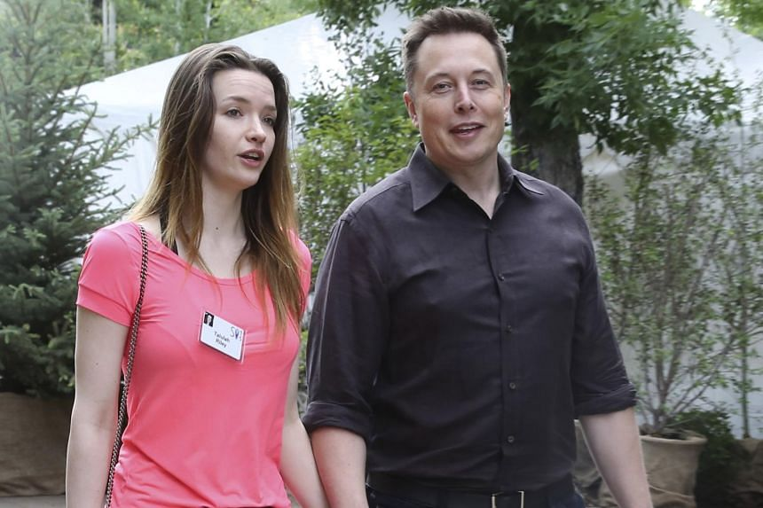 Entrepreneur Elon Musk (right) and Westworld actress Talulah Riley gave marriage a shot not once, but twice. They parted ways in 2016.