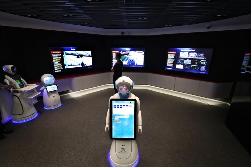 Huawei's new lab adds to the list of high-profile openings of several other AI centres here.