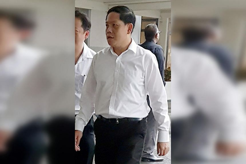 Lin Li Hao was also fined $600 for having uncensored videos that he had filmed of the woman during work trips