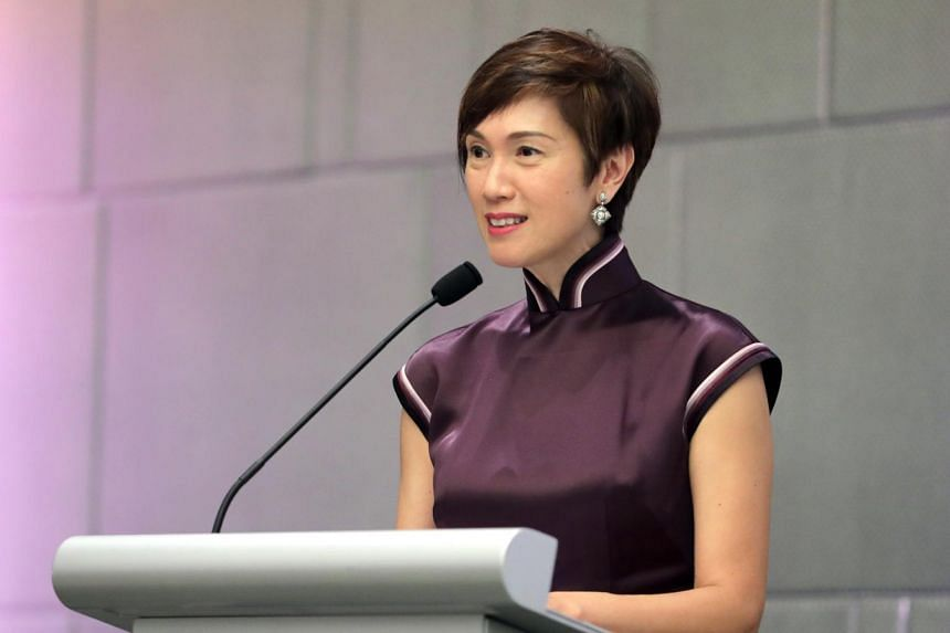 """Manpower Minister Josephine Teo said that employers can help to push back against """"negative forces"""" that lead to anxieties among locals about losing out to foreigners by practising fair hiring and advancement."""