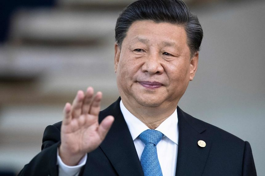"""Chinese President Xi Jinping also repeated the official line that China doesn't want a trade war, but is """"not afraid"""" to fight one."""
