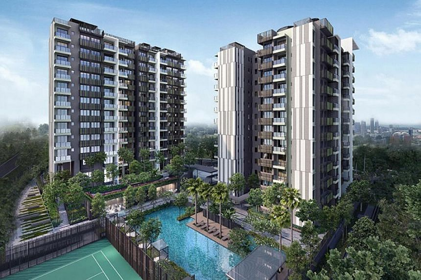 The 237-unit freehold Urban Treasures, along Jalan Eunos in District 14, will be completed by the end of 2021.