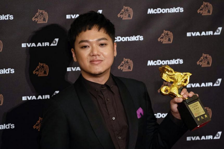 Singapore film-maker Yeo Siew Hua won Best Original Screenplay for his film A Land Imagined.