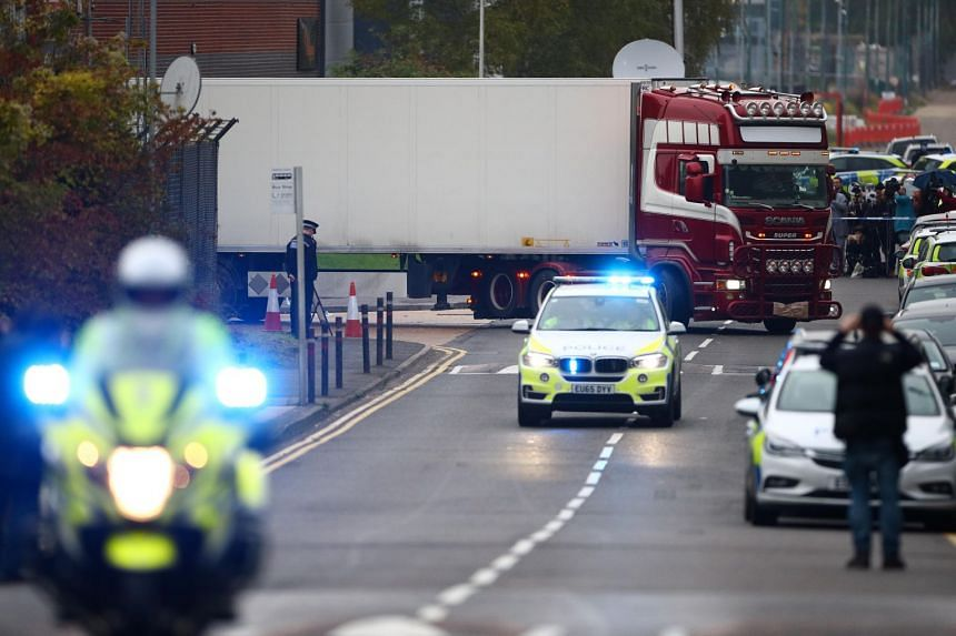 Essex lorry deaths: County Armagh man charged