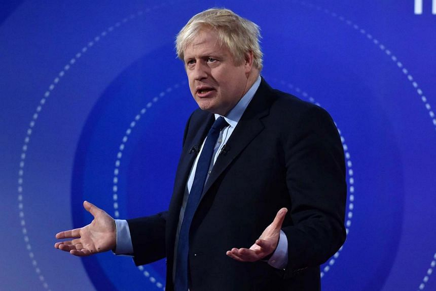 British Prime Minister Boris Johnson will also announce a £3 billion (S$5.3 billion) National Skills Fund to retrain workers and an extra £2 billion to fill potholes in roads.