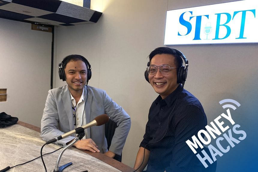 This Money Hacks podcast episode focuses on understanding mortgage loans better. Host Ernest Luis speaks with Cris Ng (right), the head of mortgage at financial comparison service Moneysmart.sg