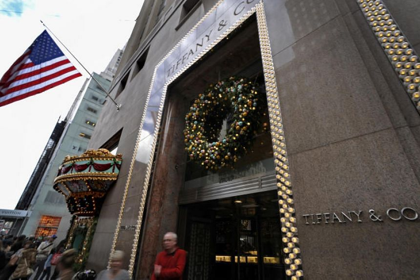 The iconic 182-year-old New York jeweller Tiffany employs 14,000 people and operates 300 stores around the world.