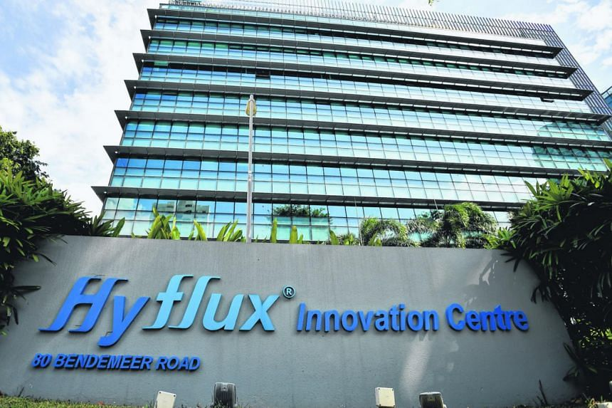 Hyflux has signed a restructuring agreement with UAE utility Utico in a $400 million rescue deal.