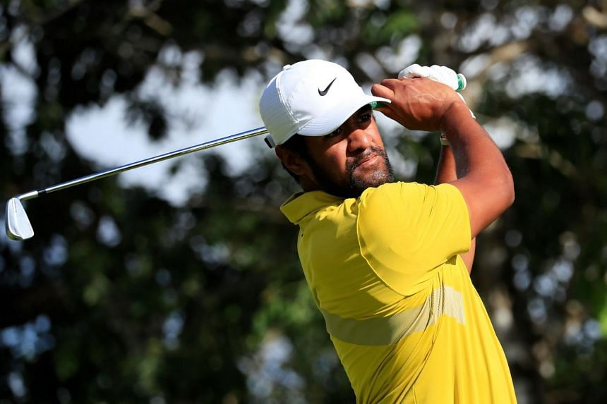 Tony Finau said he will not hold any hard feelings against Tiger Woods for his prank.