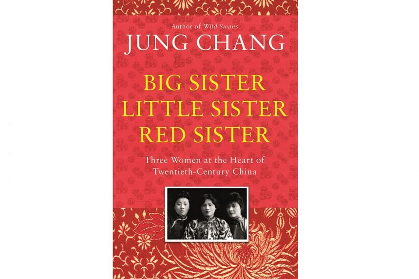 Author Jung Chang's books are banned in China and she herself cannot travel there freely.