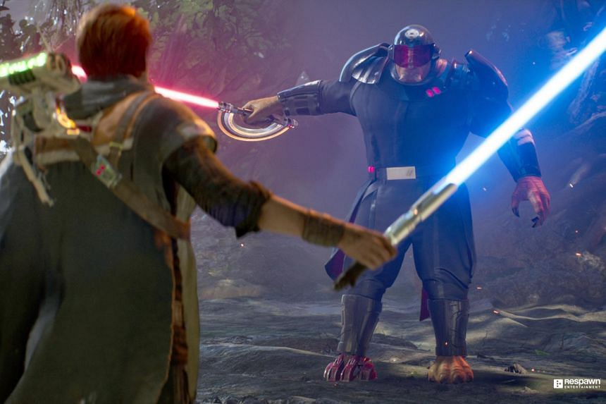 Set between the film series' third and fourth movies, Fallen Order takes place after the Jedi are deemed as traitors of the Republic and are hunted down by government forces.