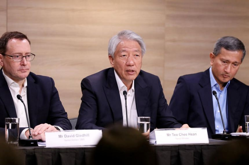 "Senior Minister Teo Chee Hean noted that many organisations in both the public and private sectors today are data-driven and both sectors ""offer good examples of how to maintain high integrity of data""."