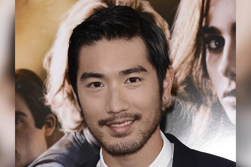 Godfrey Gao was said to be unwell when he attended an event in Taiwan on Monday and appeared to have a flu.
